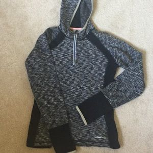 Avalanche Reflective Workout Hoodie